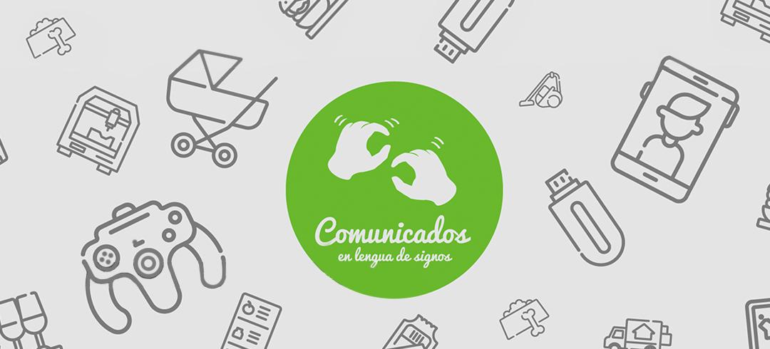 Accesibilidad y comunicación LSE: Vive Energía firma un acuerdo de colaboración con Comunicados