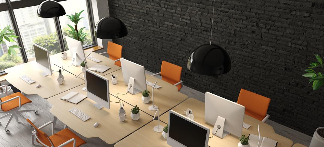 Consejos de iluminación LED en oficinas
