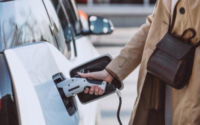 Sistemas de conexión de un vehículo eléctrico