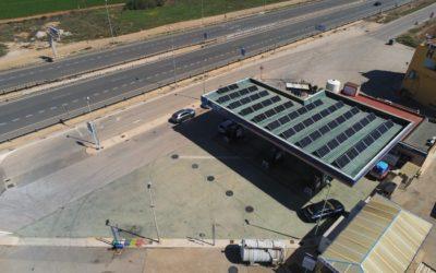 Instalación Fotovoltaica en la empresa empresa ADRIAN S.L. en Murcia